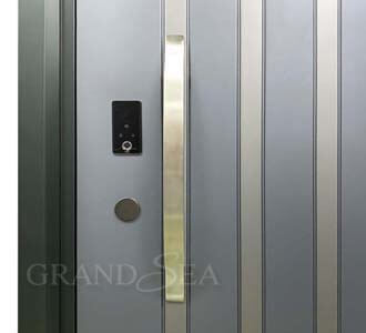 front door steel security doors