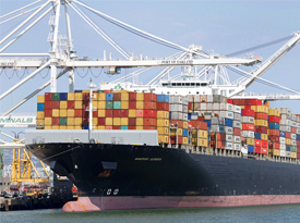 Sea freight rise sharply ! One container prices tripled